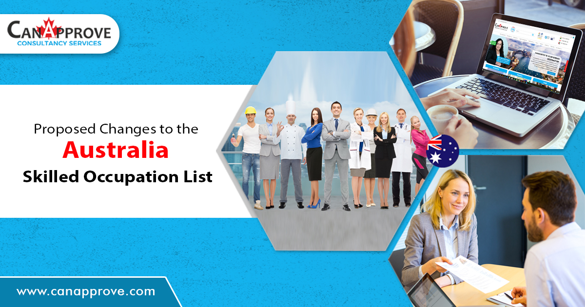 Changes proposed to Australia Skilled Occupation Lists